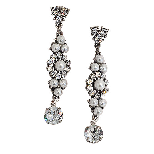 Wedding Earrings for Brides - Unique Gifts for Woman – Jewelry Gift Box