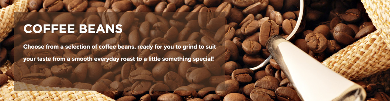 Coffee Beans banner