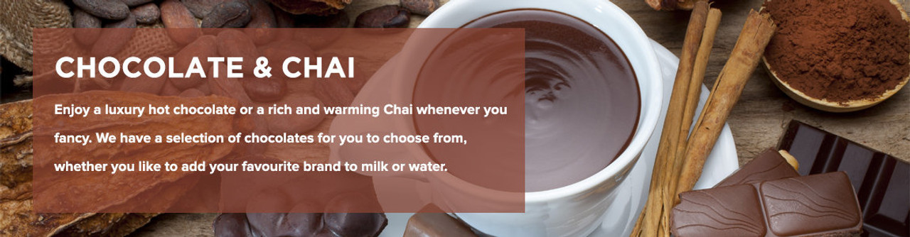Chocolate & Chai banner