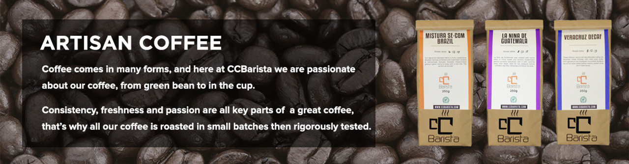Artisan Coffee banner