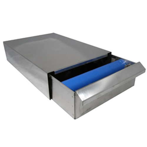 With a high quality stainless steel box section drawer, this is our best-selling Knockout Drawer!