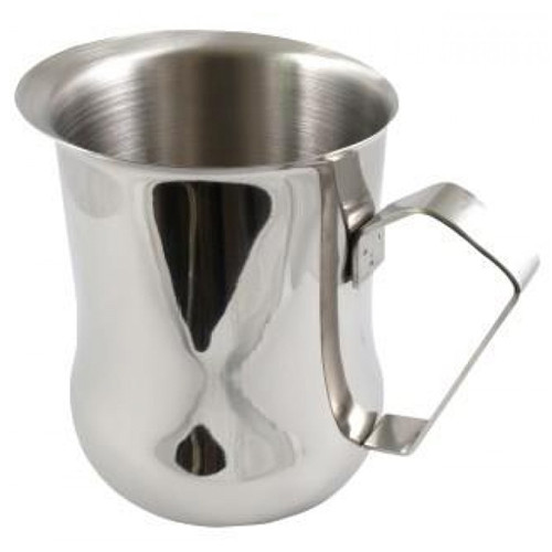 Professionalise your Barista service with a Milk Frothing Belly jug! 