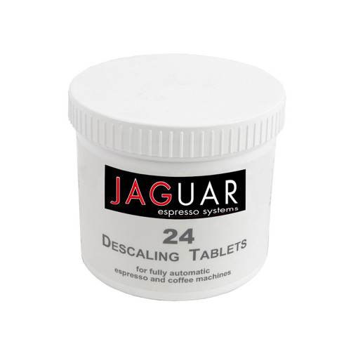 Descaling tablets for automatic coffee & espresso machines