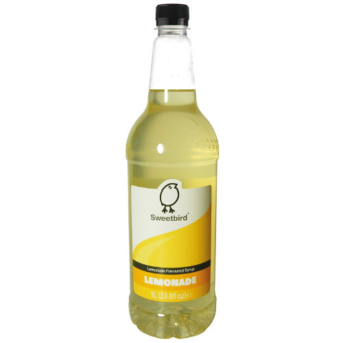 Sweetbird Traditional Lemonade Syrup 1 Litre - A sparking start to the summer!