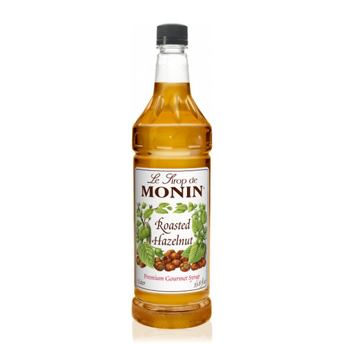 Building on the popularity of MONIN Hazelnut in speciality coffees, MONIN Roasted Hazelnut was developed to deliver a more powerful hazelnut flavour which would complement even the strongest coffee!
