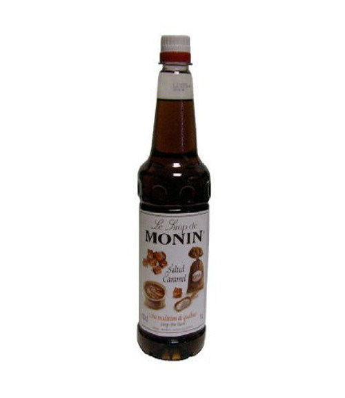 MONIN Salted Caramel - the new must have flavour!
