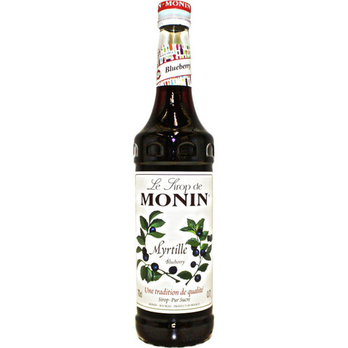 The amazing deep blue of MONIN Blue Cura̤ao syrup evokes the sea lapping the beautiful Curacao beaches and adds an exotic touch to cocktails and sodas!