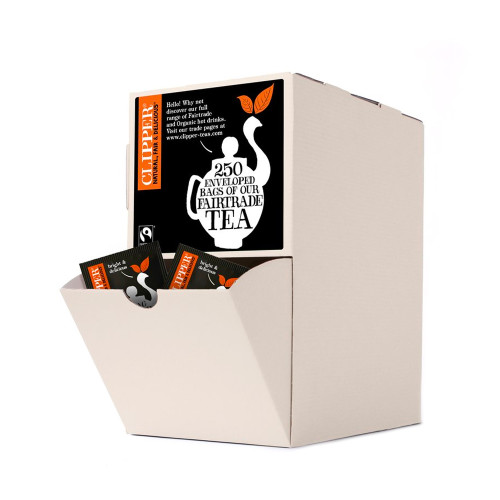 A full-bodied, rich and refreshing blend of teas from the finest Fairtrade estates in India, Africa and Sri Lanka.