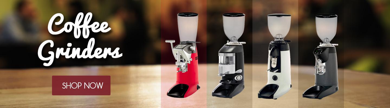Compak Coffee Grinders
