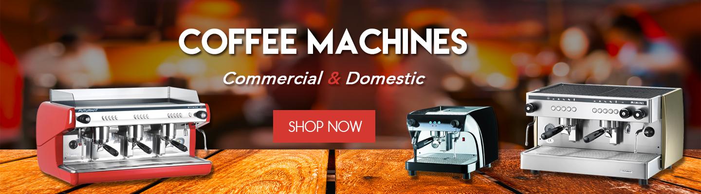 Espresso Barista Domestic and Commercial Coffee Machines