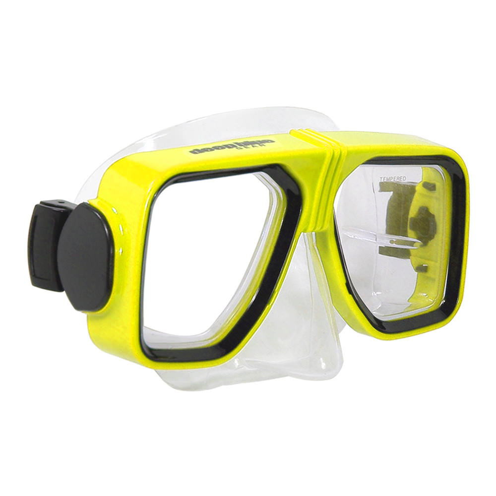 Spirit 2 - Diving/Snorkeling  Mask by Deep Blue Gear