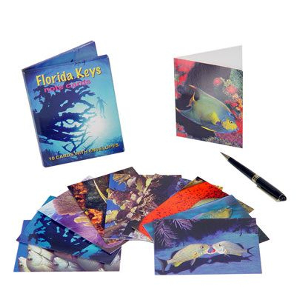 Reef Lover's Note Cards