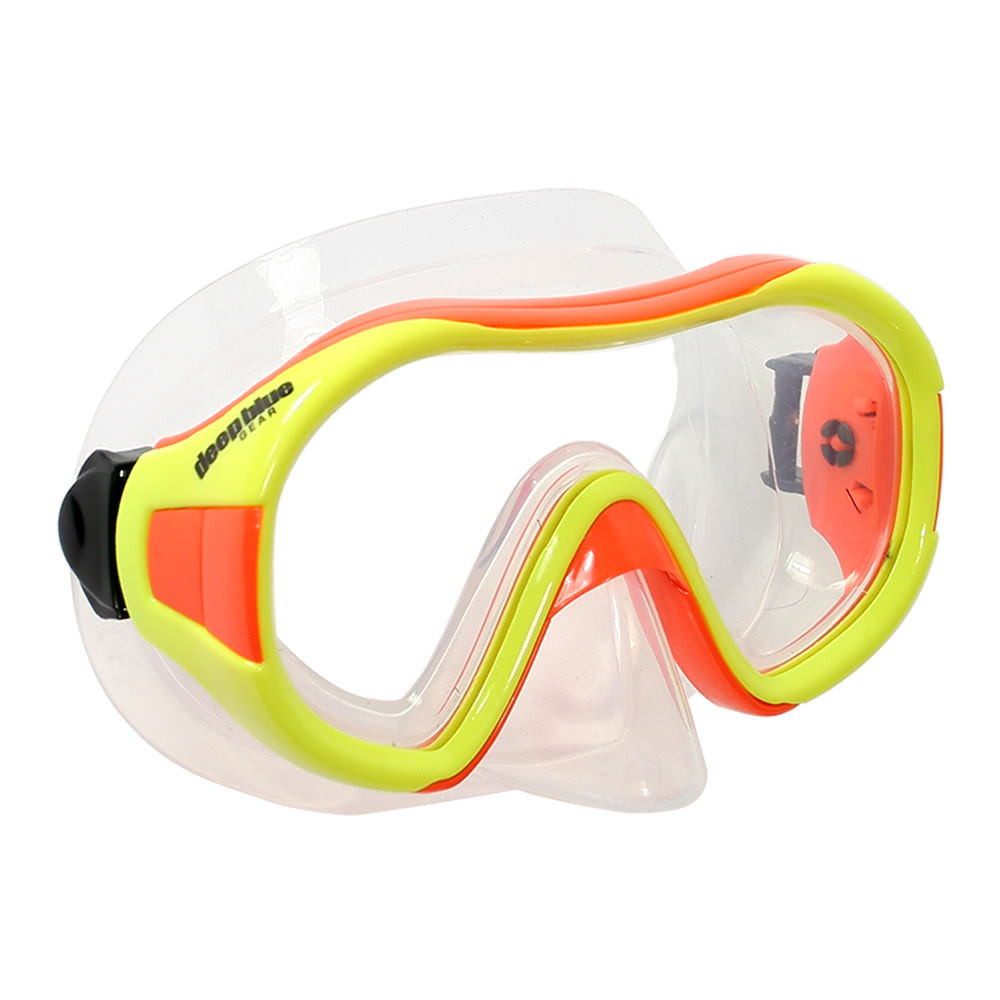 Playa - Kid's Snorkeling Mask by Deep Blue Gear