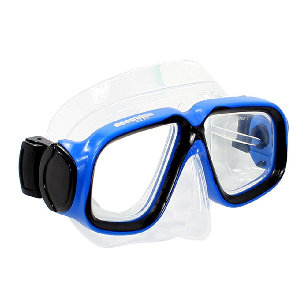 Maui Junior - Kid's Diving/Snorkeling Mask by Deep Blue Gear
