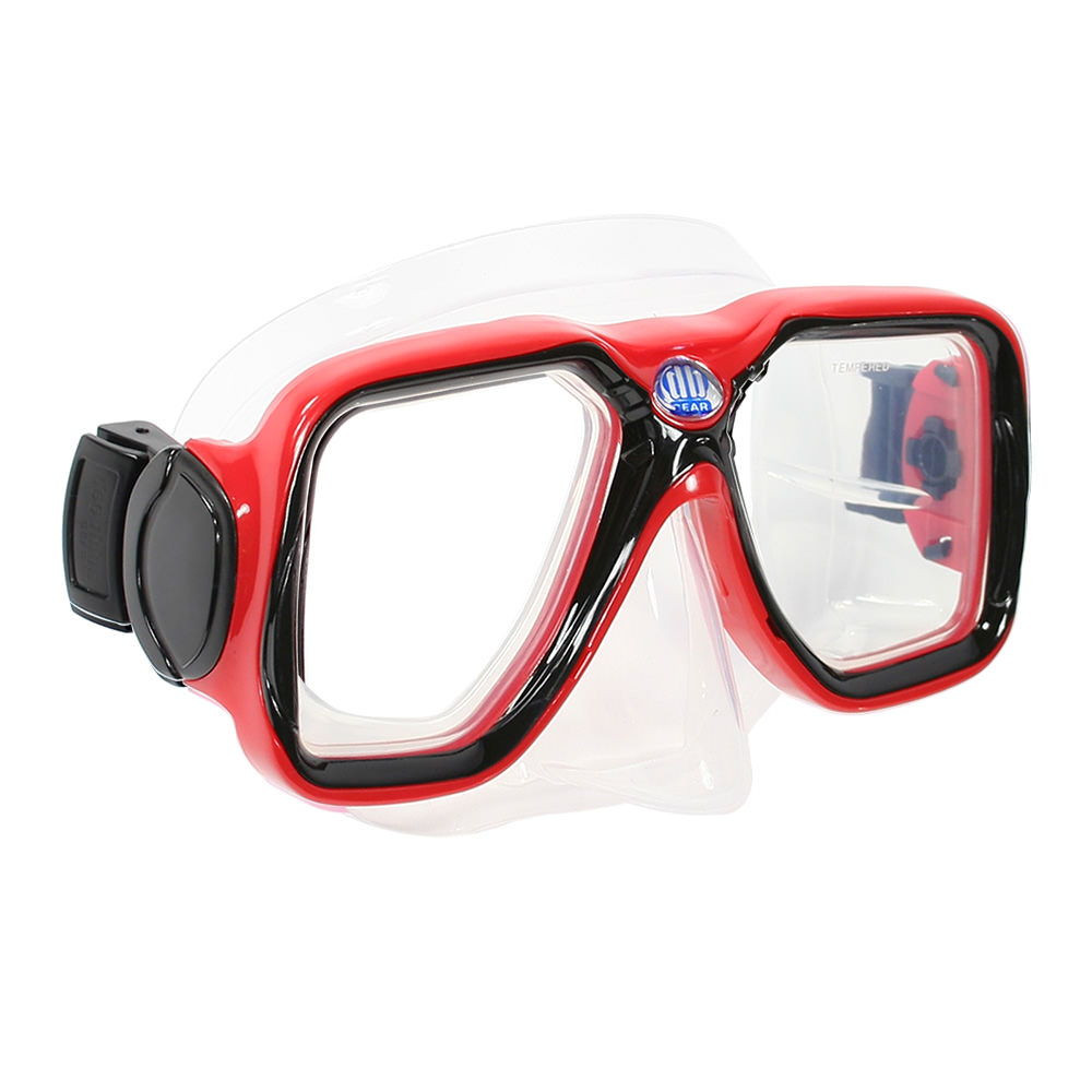 Maui - Prescription Diving Snorkeling Mask by Deep Blue Gear