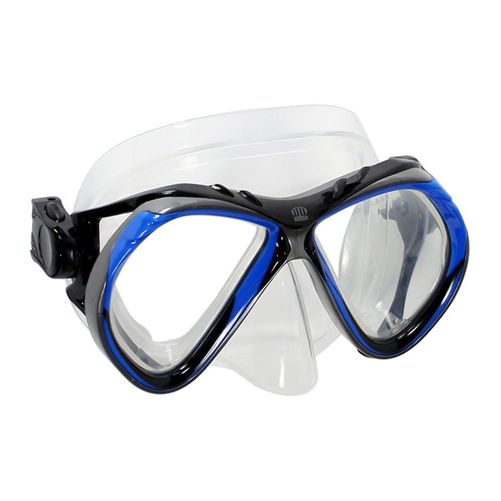 Del Sol 2 - Diving/Snorkeling Mask by Deep Blue Gear