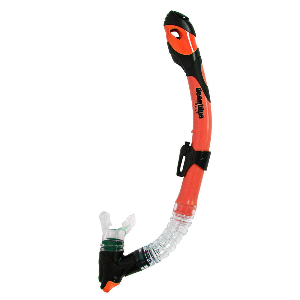 Ultra Dry 2 - Dry Snorkel by Deep Blue Gear