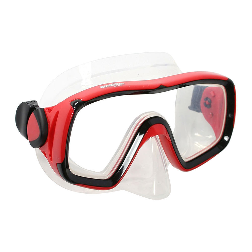 Montego - Adult Mask and Snorkel Set by Deep Blue Gear