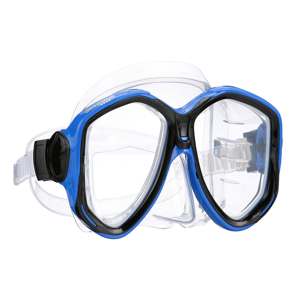 Super Vue 2 - Diving/Snorkeling Mask by Deep Blue Gear