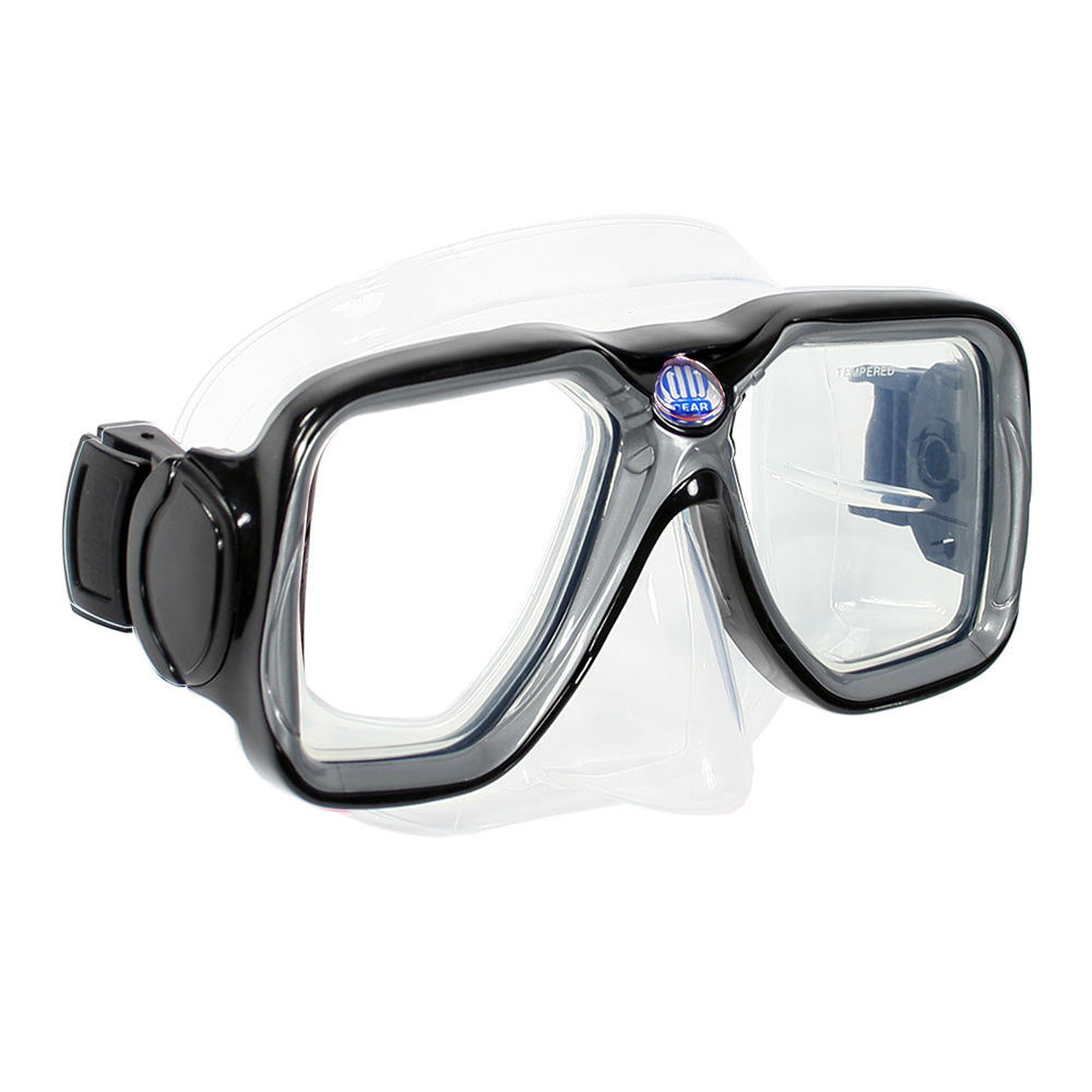 Maui - Executive Bifocal Diving Snorkeling Mask by Deep Blue Gear