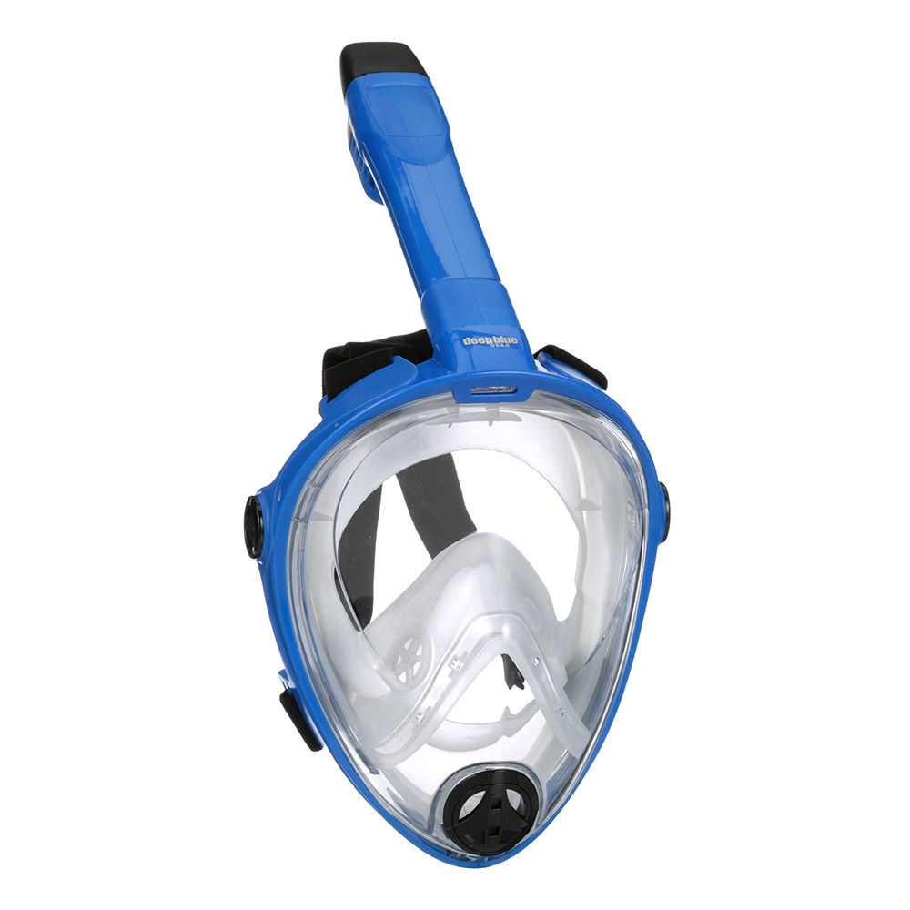 Kitchen Sink Full Face Mask - Adult Snorkeling Set by Deep Blue Gear