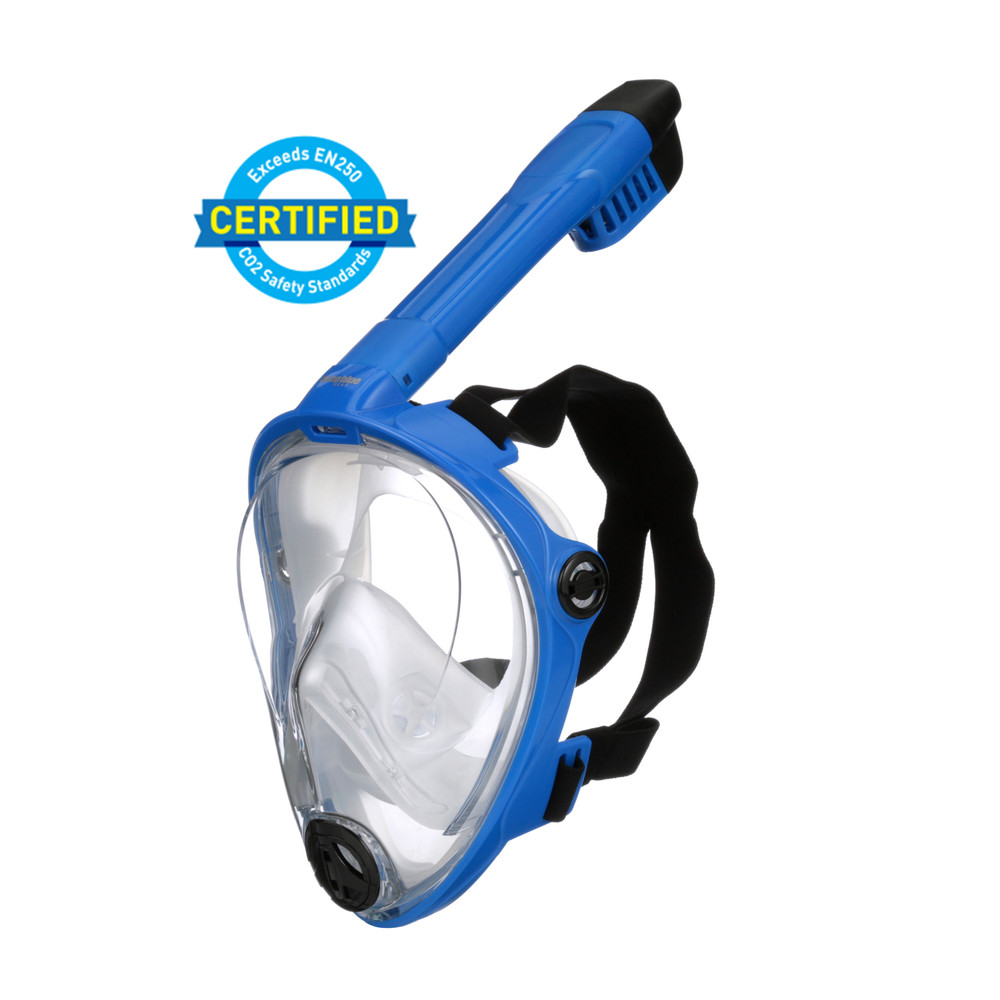 Vista Vue Junior - Kids Full Face Mask by Deep Blue Gear