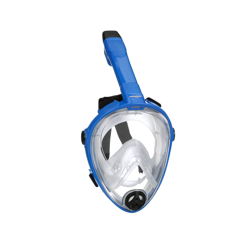 Kid's Full Face Mask - Snorkeling Set by Deep Blue Gear