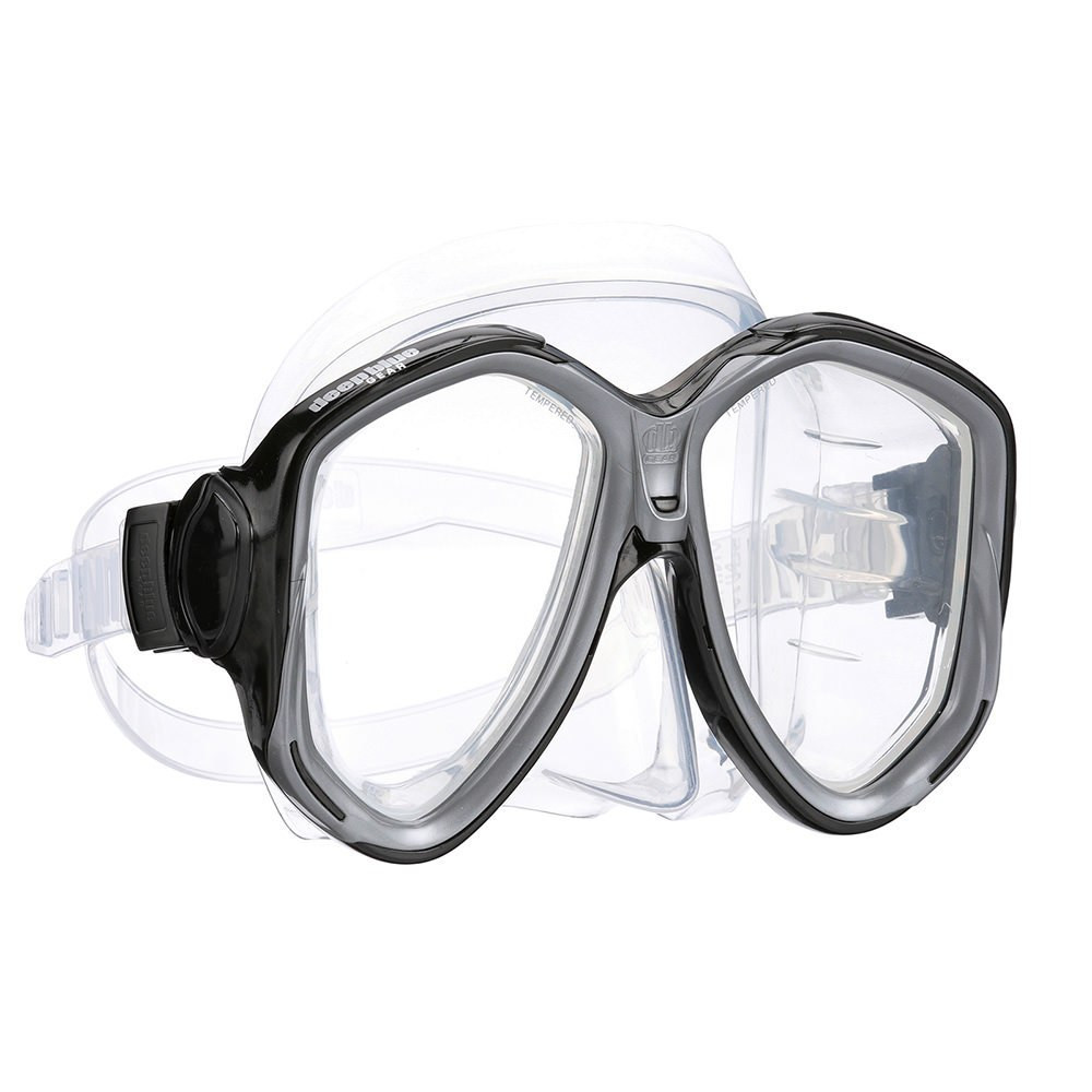 Super Vue 2 - Prescription Diving/Snorkeling Mask by Deep Blue Gear
