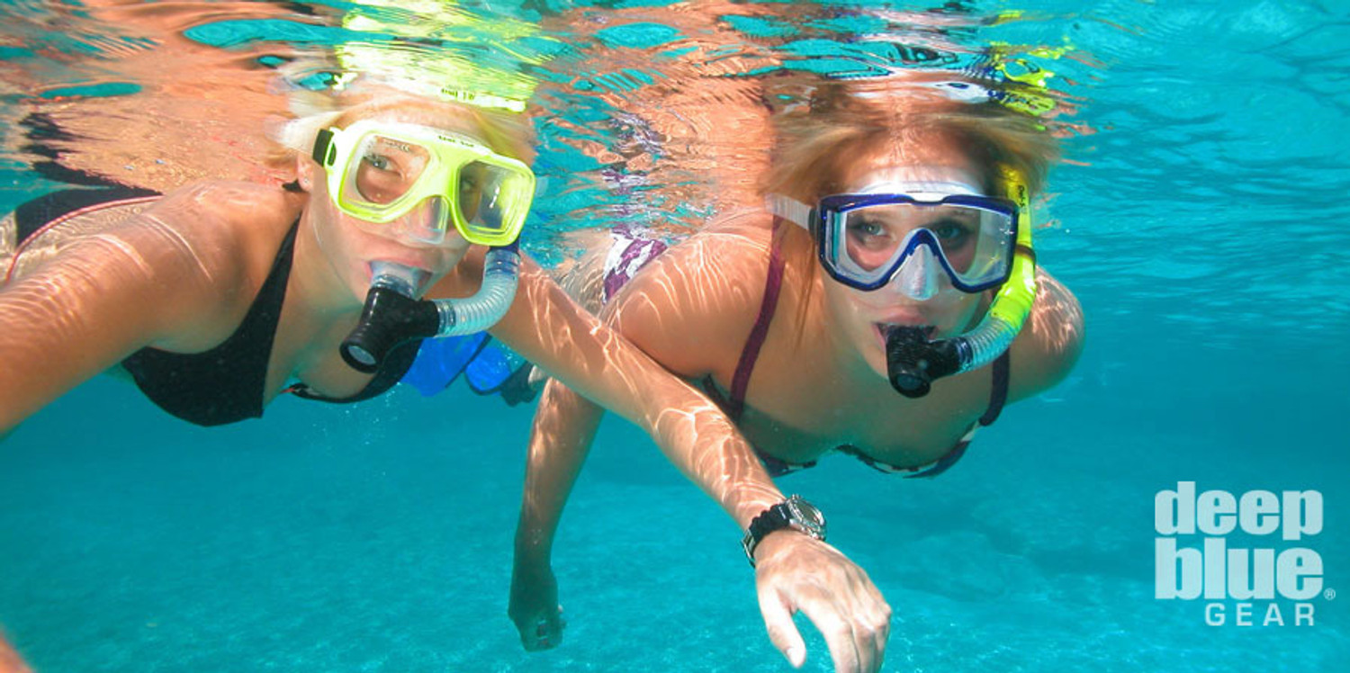 So, You're Going Snorkeling? Let Snorkel-Mart Help