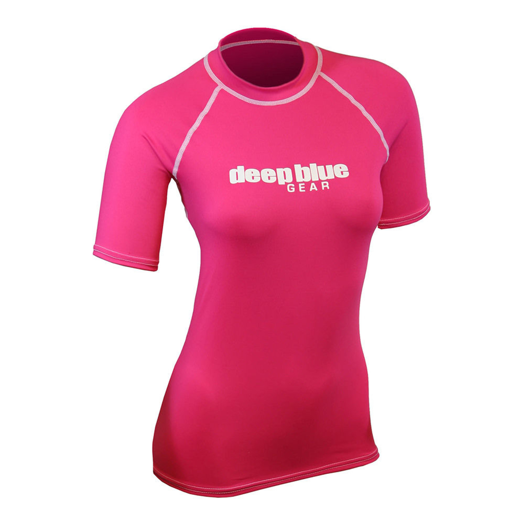 Women's Short Sleeve Rashguard