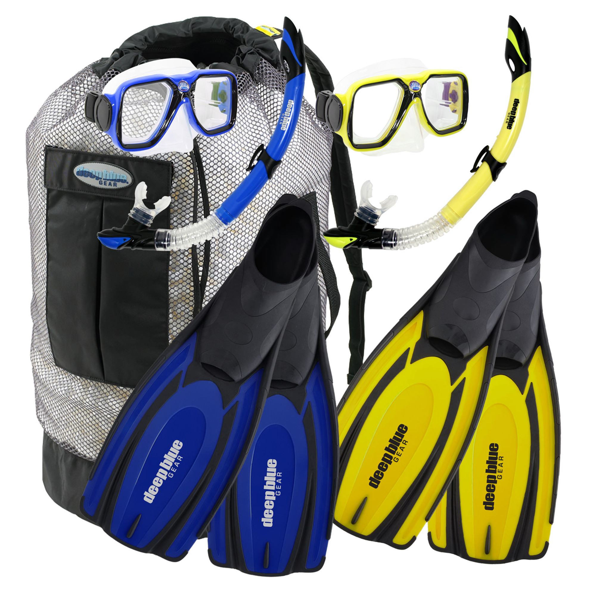 Buddy - Adult Snorkeling Set