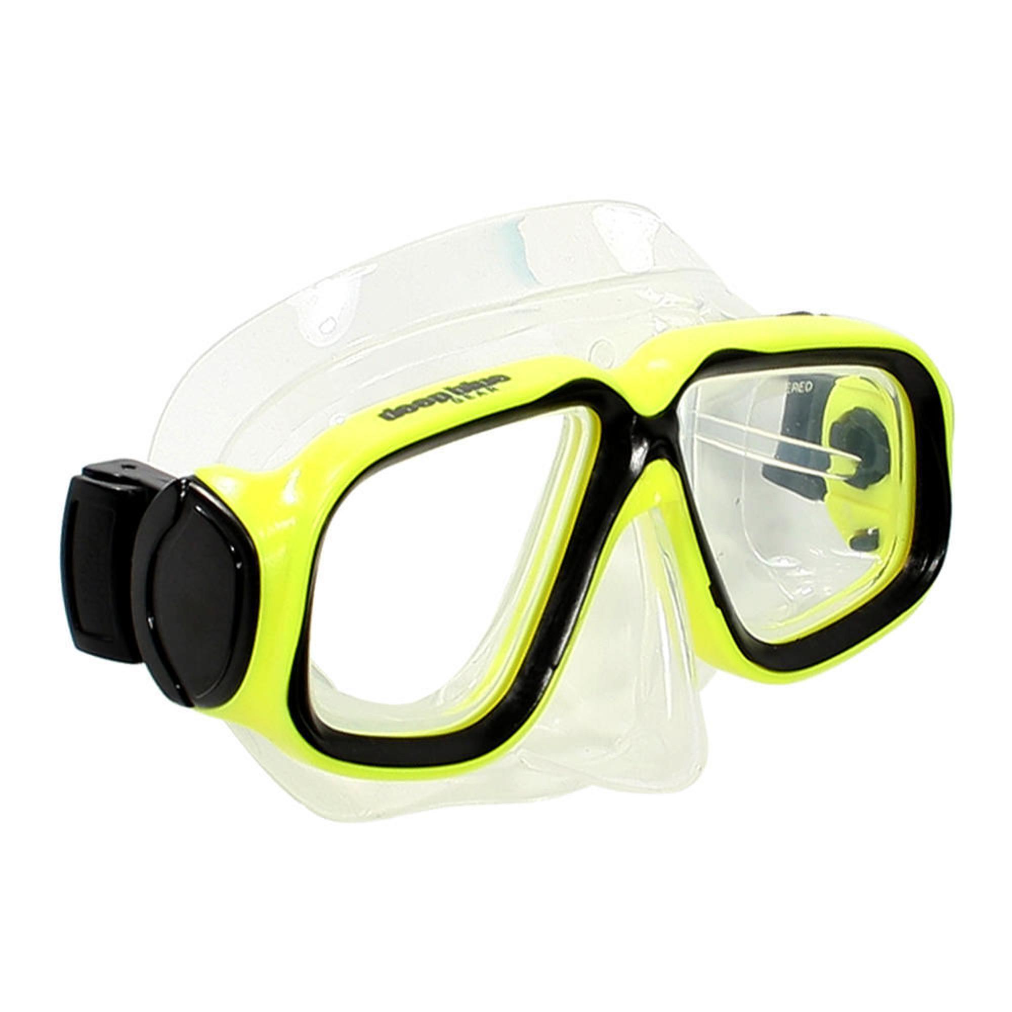 Maui Junior - Kid's Prescription Diving/Snorkeling Mask