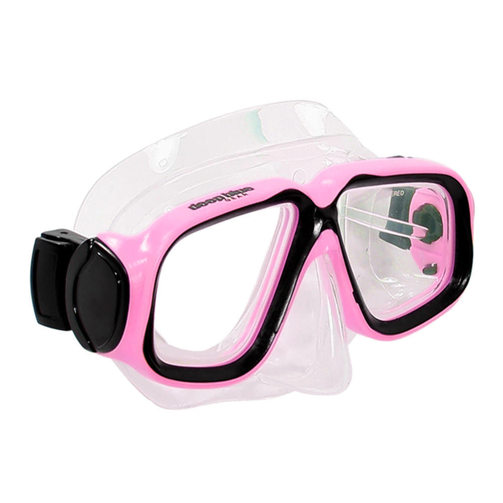 cab68d8983 ... Maui Junior - Kid s Prescription Diving Snorkeling Mask by Deep Blue  Gear