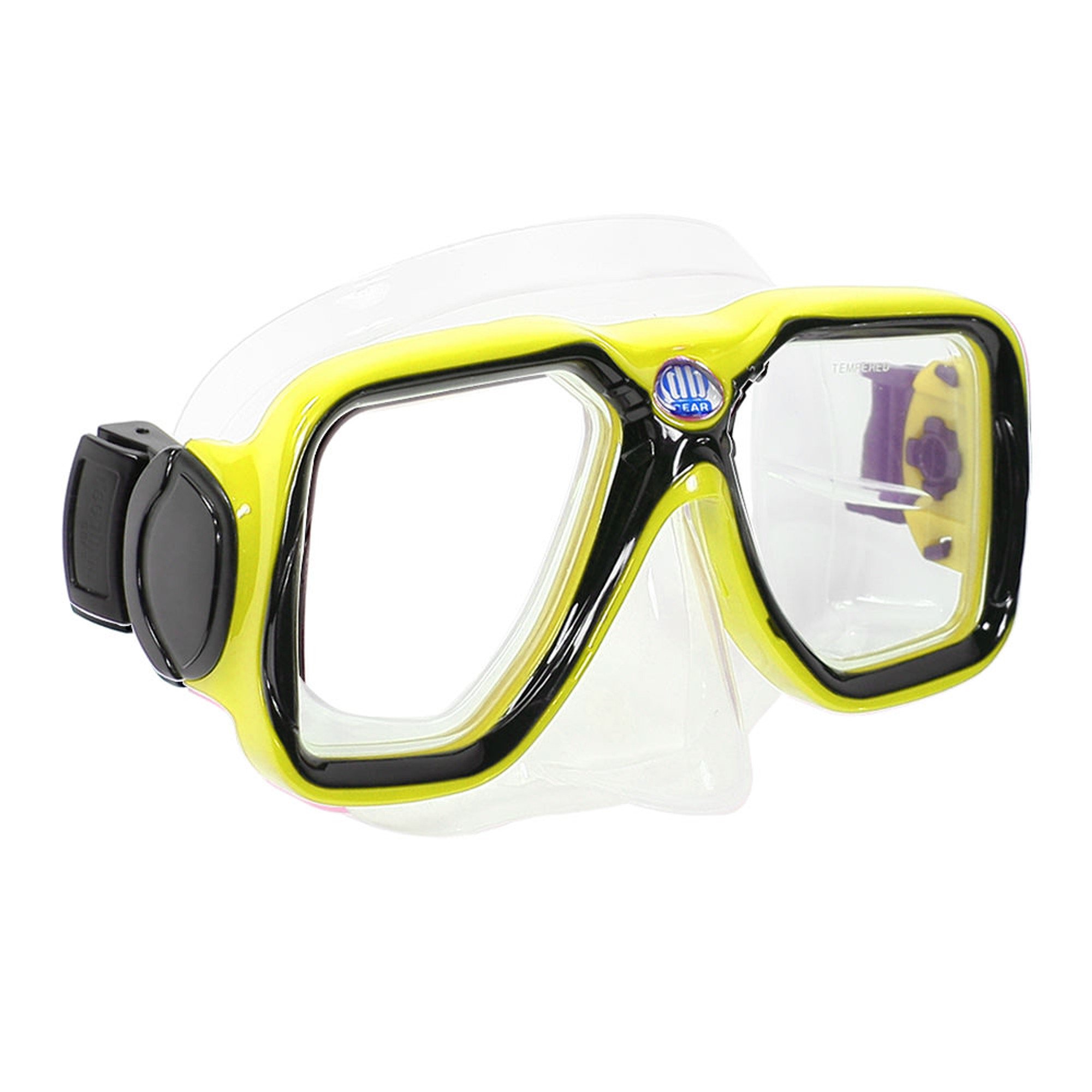 Custom Maui - Prescription Diving/Snorkeling Mask