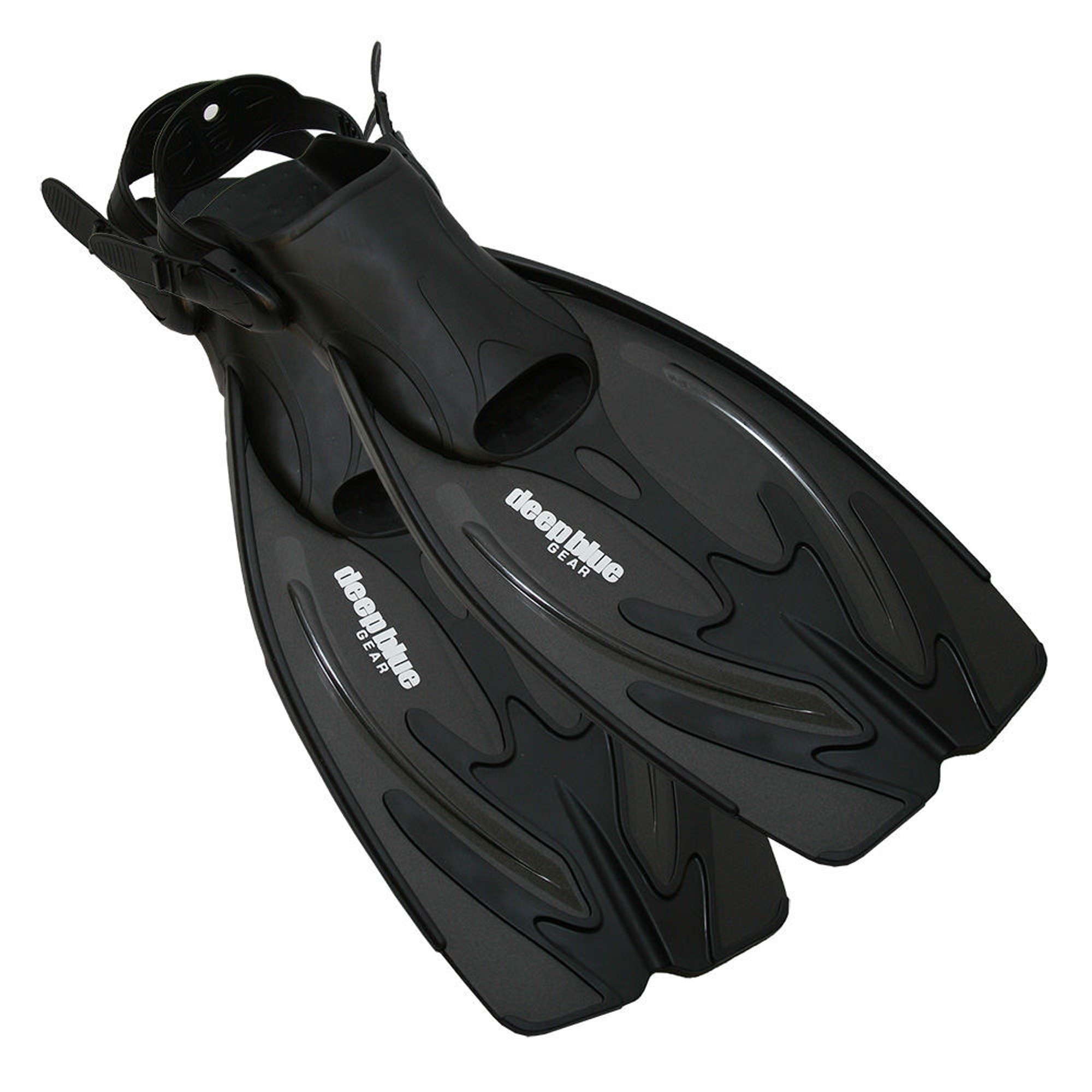 Current - Adult Adjustable Snorkeling Fins
