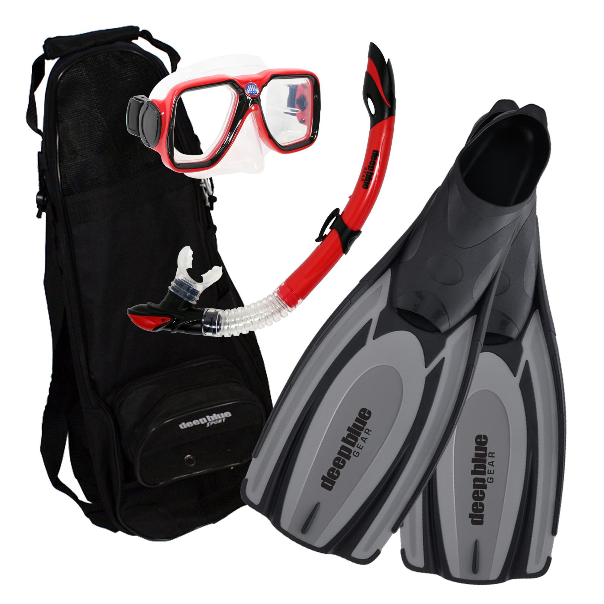 Explorer - Adult Snorkeling Set