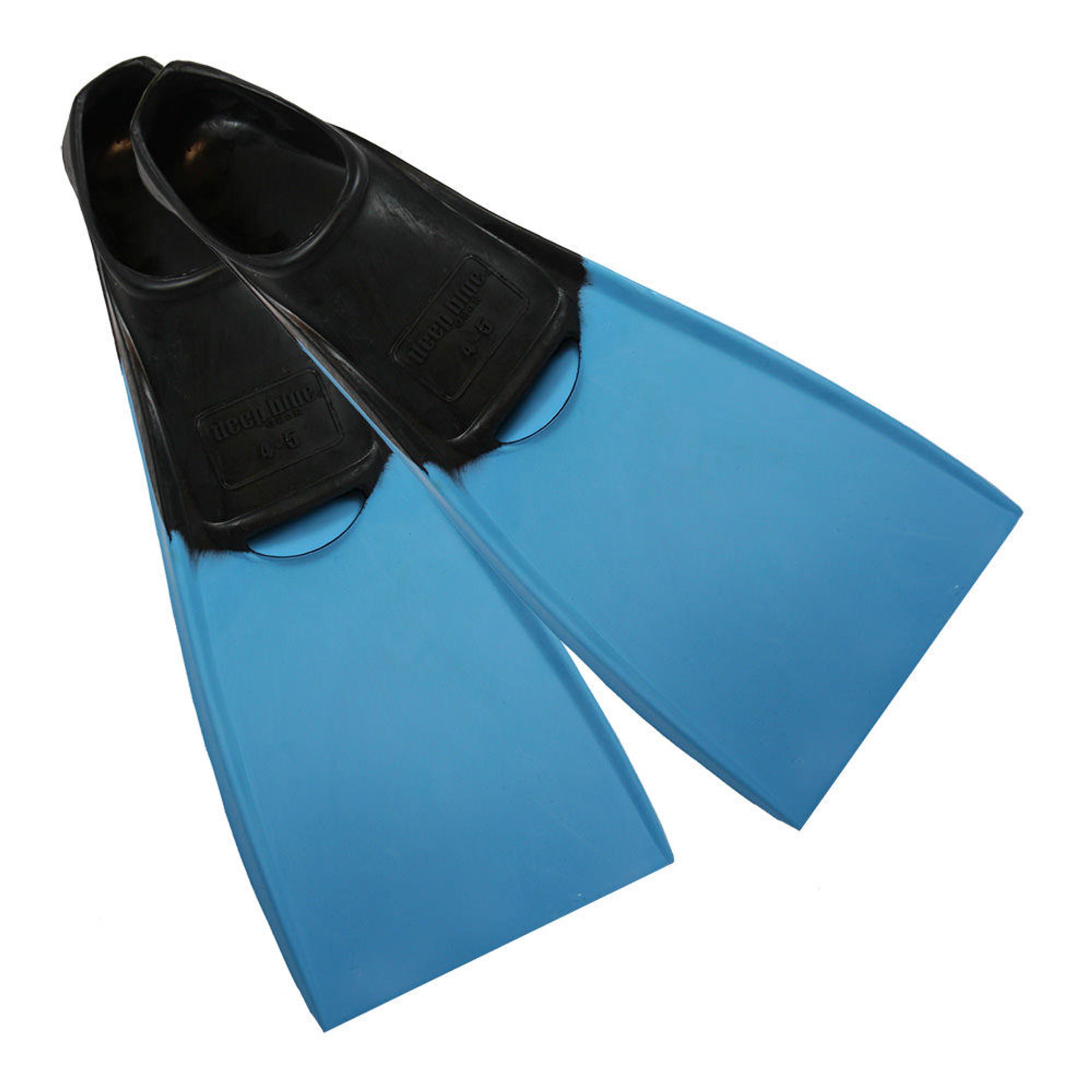 Fin Size 4-5