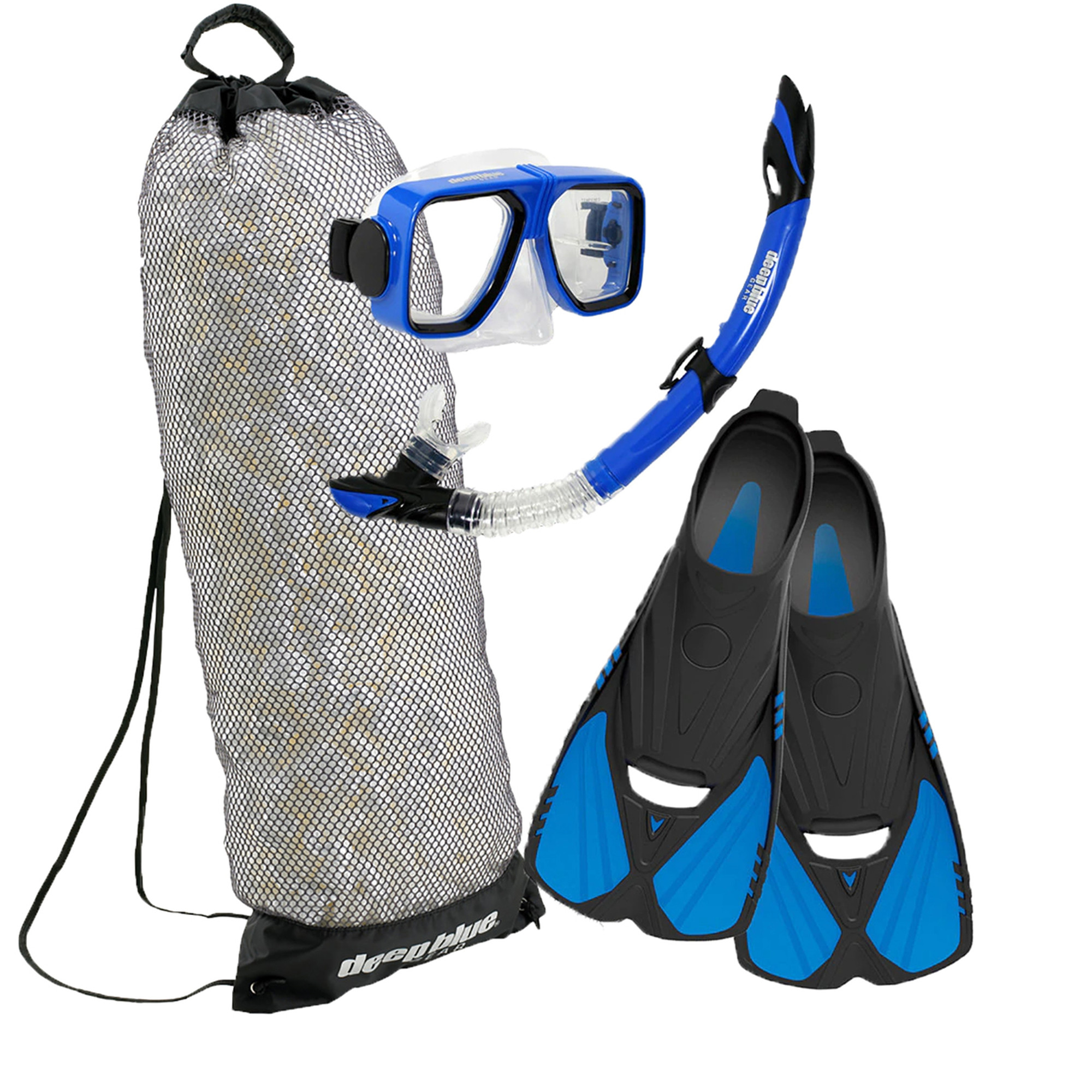 Travel Ready - Adult Snorkeling Set
