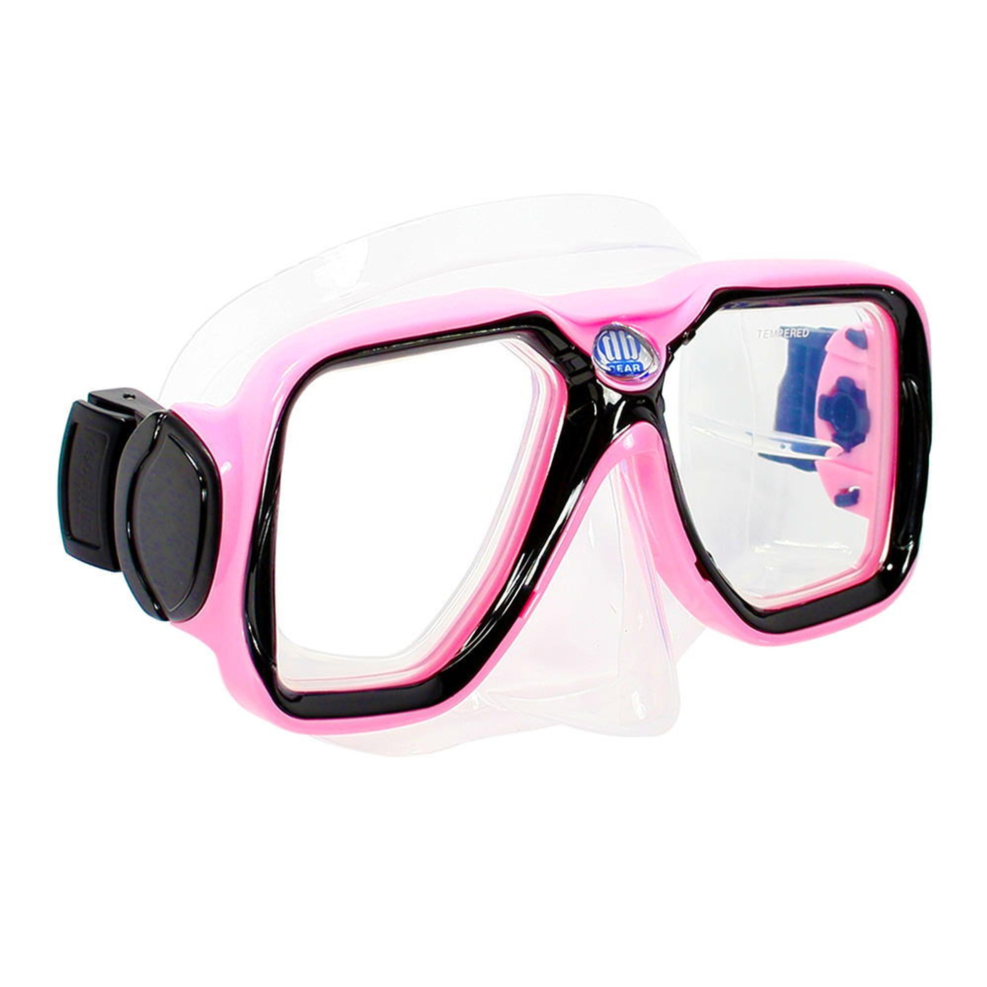 Maui - Executive Bifocal Diving/Snorkeling Mask