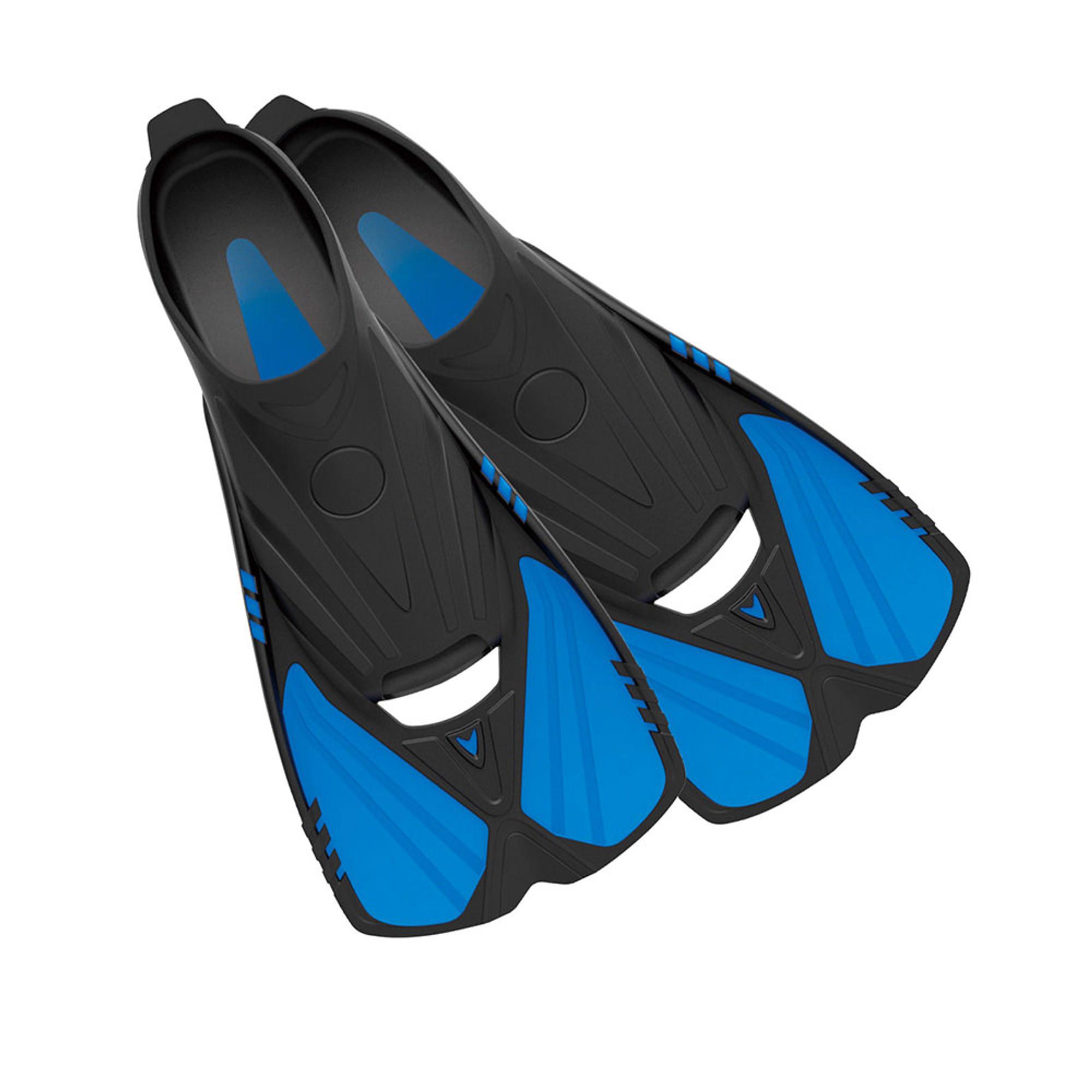 Aqualine - Short Snorkeling Swim Fins