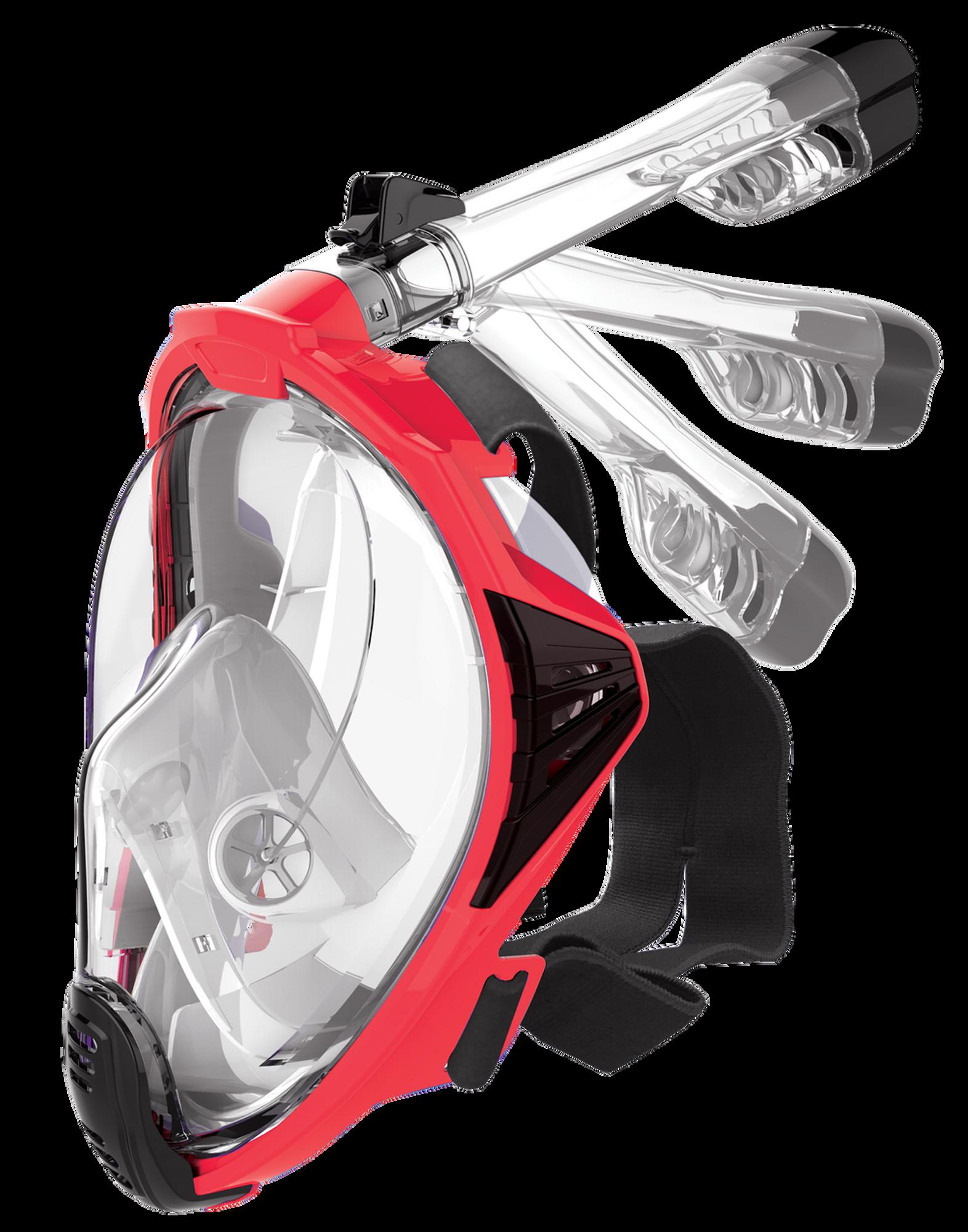 Vue Tech - Adult Snorkeling Set