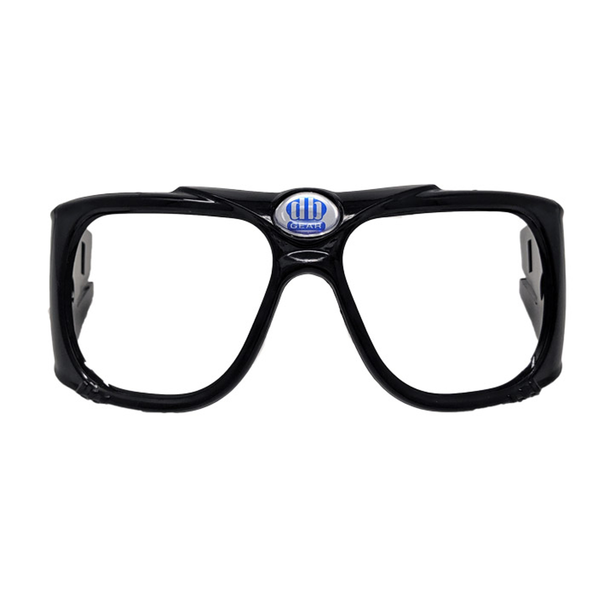 Full Face Mask Optical Lens Frame with Lenses