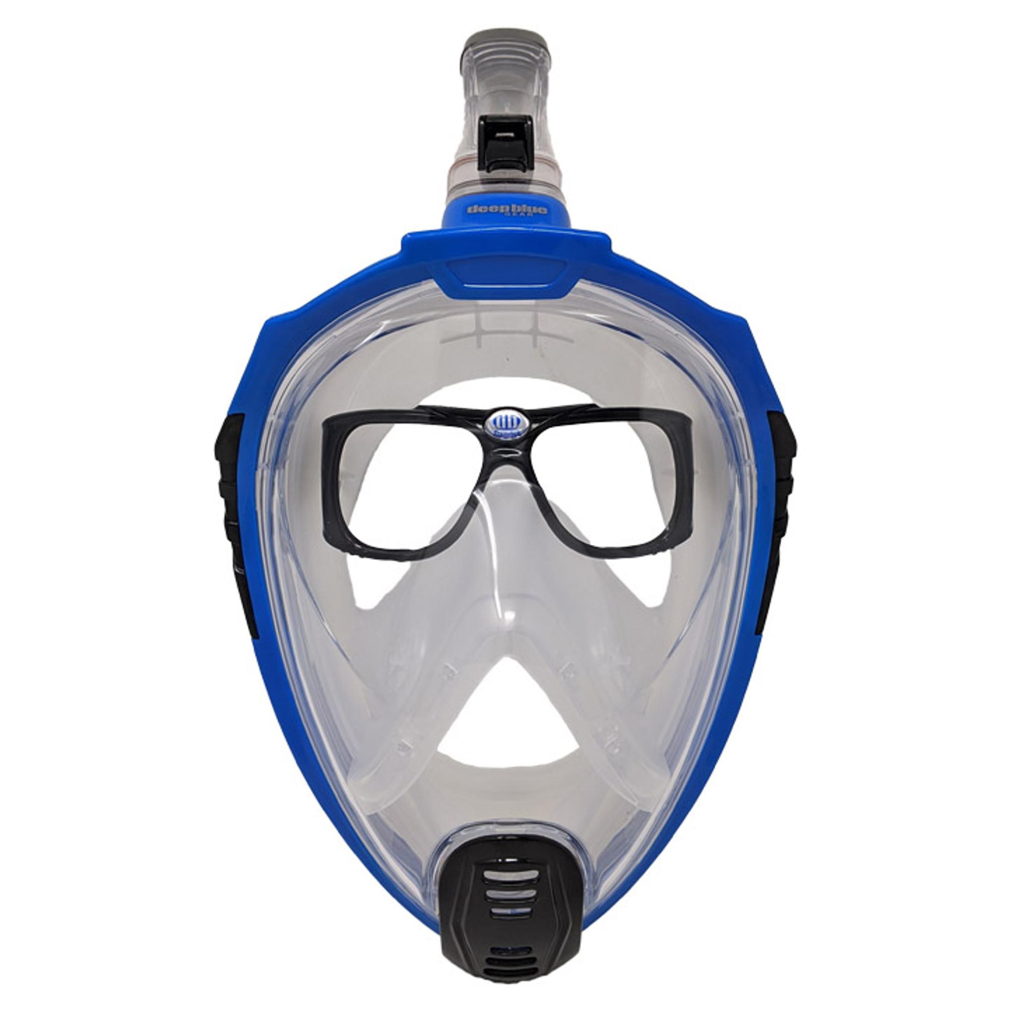 Vue Tech Prescription Snorkeling Mask