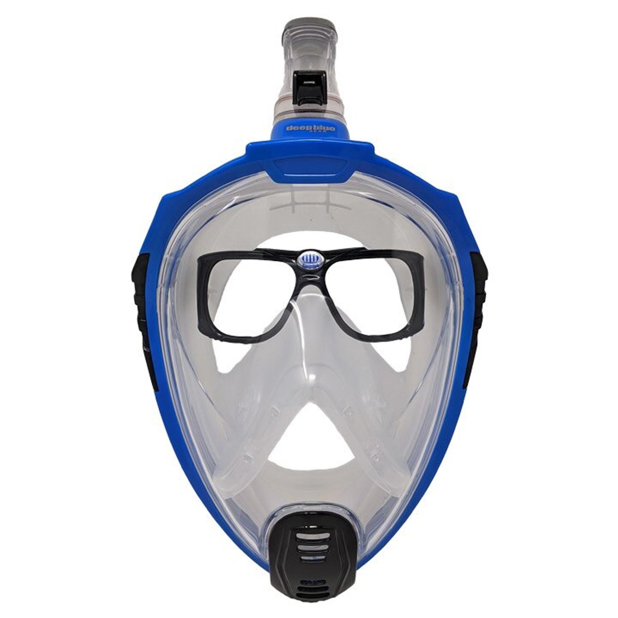 Custom Full Face Mask Optical Lenses and Frame
