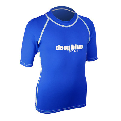 Kids Short Sleeve Rashguard