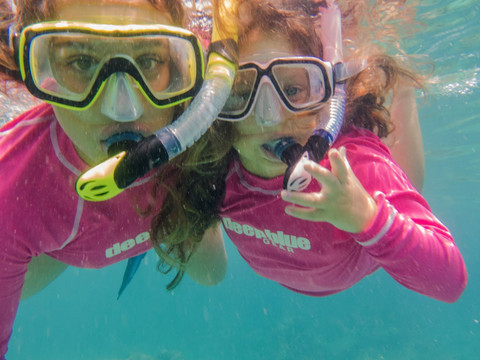 How to Avoid a Mask Fogging Fiasco while Snorkeling