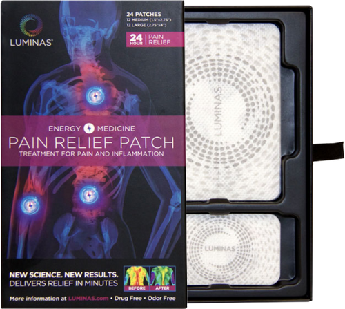 Relief (24 Pain Relief Patches)