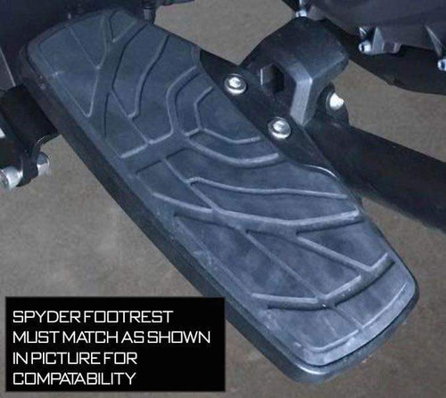 Can-Am Spyder F3 Foot Rests - American Eagle