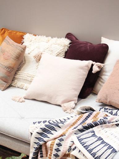 Cushions Damascus