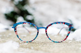 Glasses in Winter